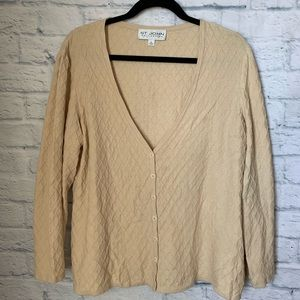 St. John Cardigan | Sweater